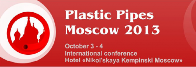 Successful Plastic Pipes  conference in Moscow