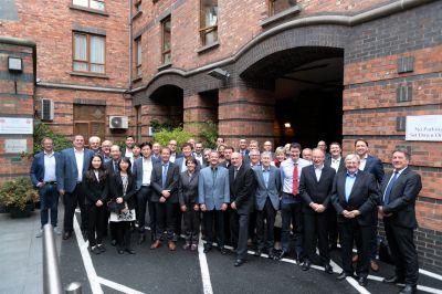 PE100+ Advisory Board meeting in Dublin, Ireland