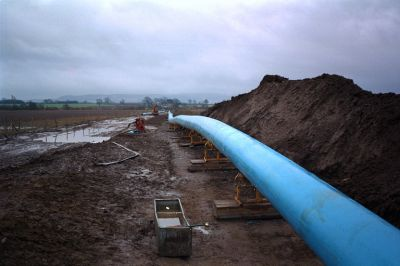 Consistent quality garanty in both the production and usage of PE 100+ pipe materials