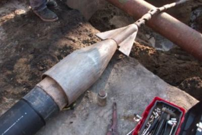 pipe bursting and splitting